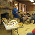 Steve Roberts giving talk on edible and medicinal mushrooms at Fall Creek Falls State Park's Wild Foods Day on Oct. 29, 2011