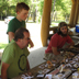 Jay Justice giving talk at Pickett State Park Mushroom Foray